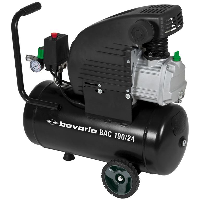 BAVARIA BAC 190/24 olejový kompresor