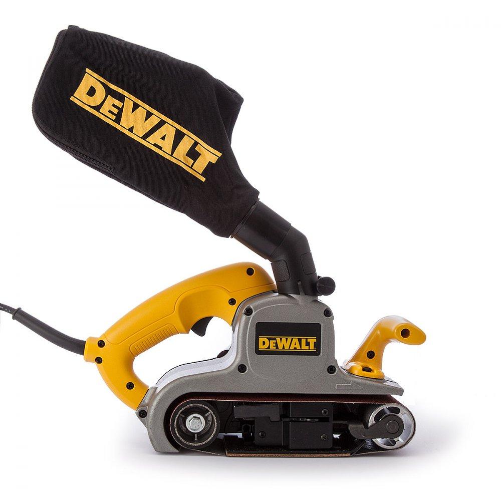 DeWALT DWP352VS pásová bruska
