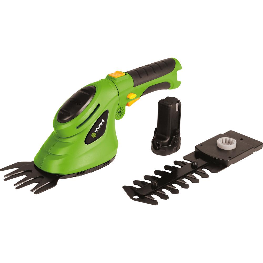 FIELDMANN FZN 4101-A aku nůžky na trávu a keře