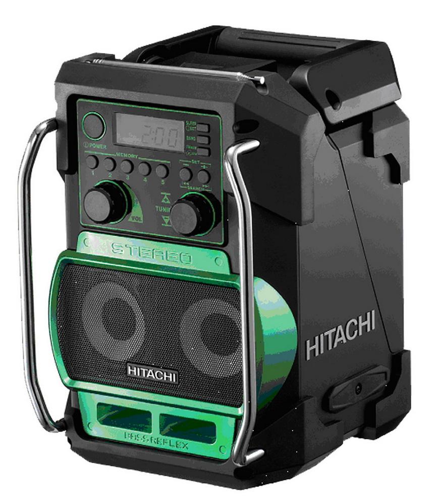 HITACHI UR18DSL aku rádio