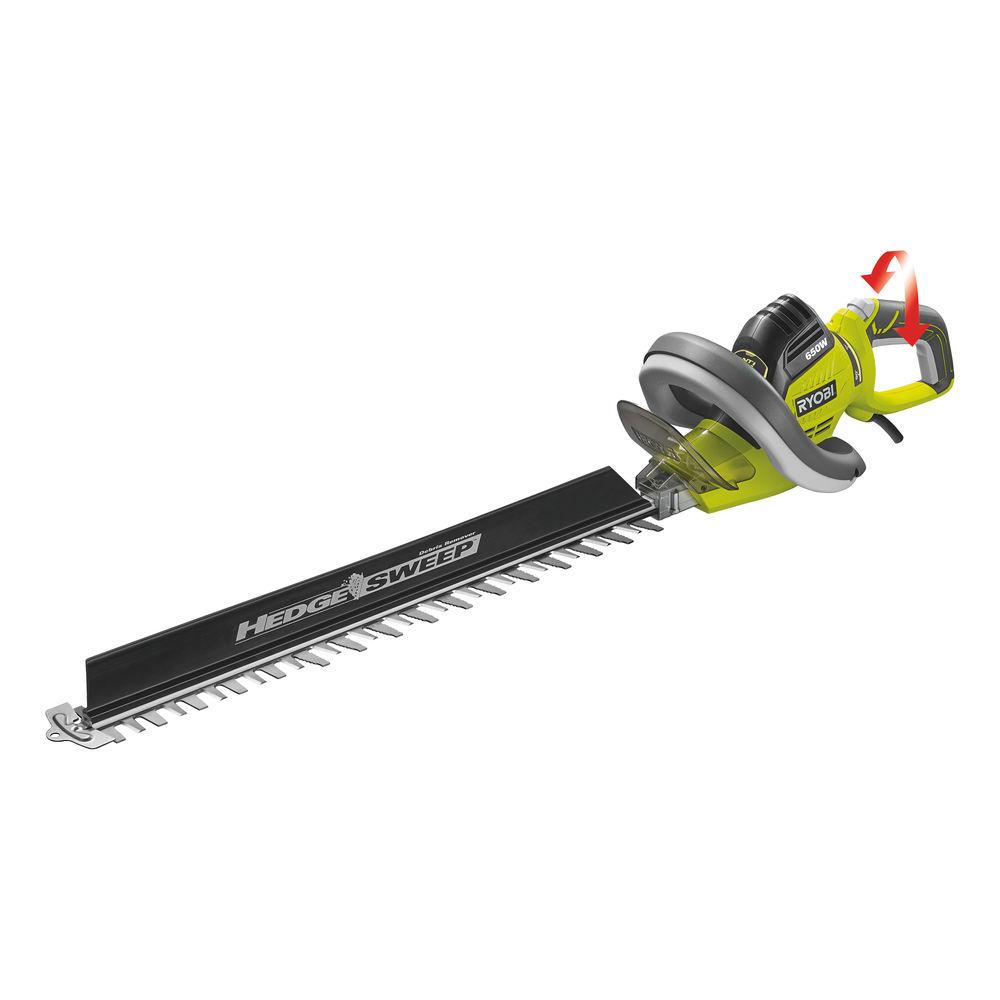 RYOBI elektrické nůžky na živý plot RHT6560RL