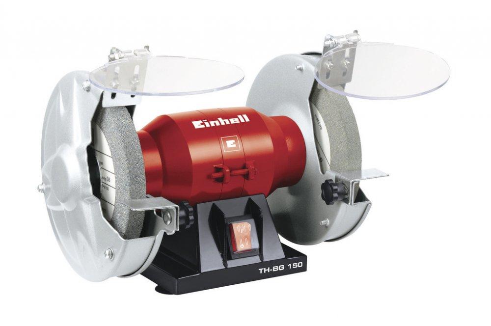 EINHELL TH-BG 150 dvoukotoučová bruska