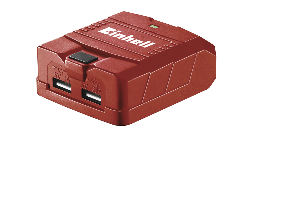 EINHELL TE-CP 18 Li USB adaptér