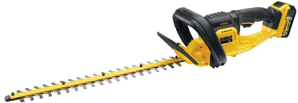 DeWALT DCM563P1 nůžky na živé ploty