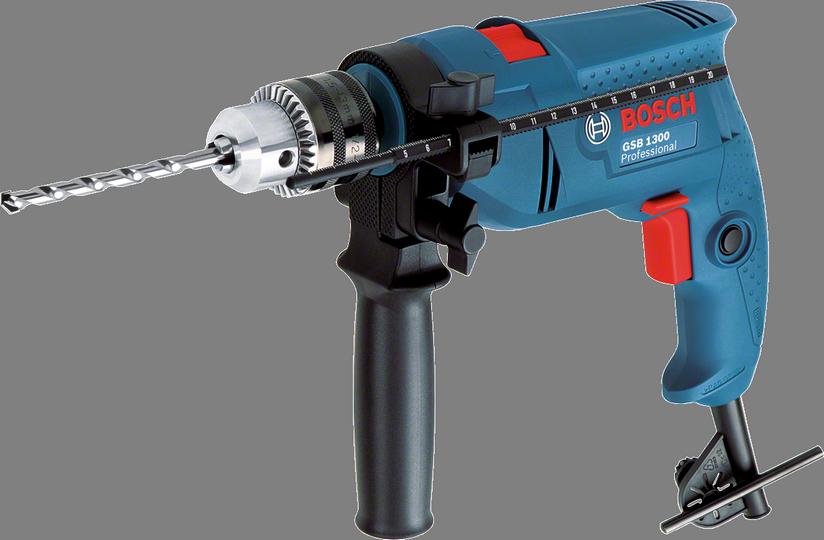 BOSCH GSB 1300 Professional příklepová vrtačka