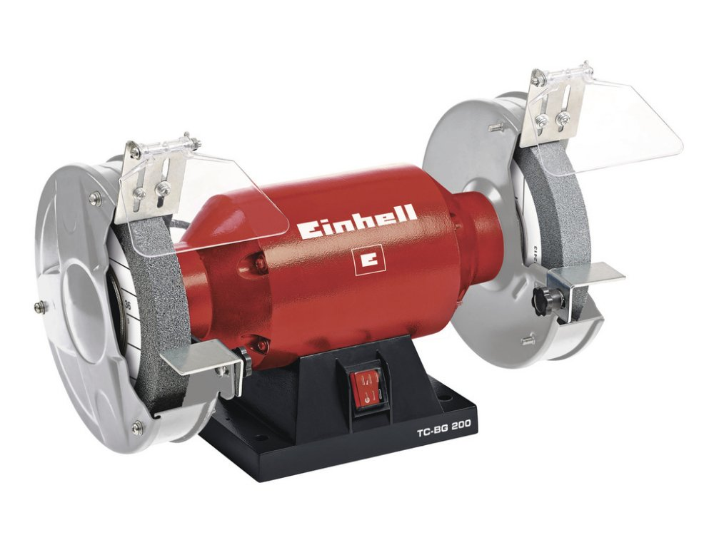 EINHELL TC-BG 200 dvoukotoučová bruska