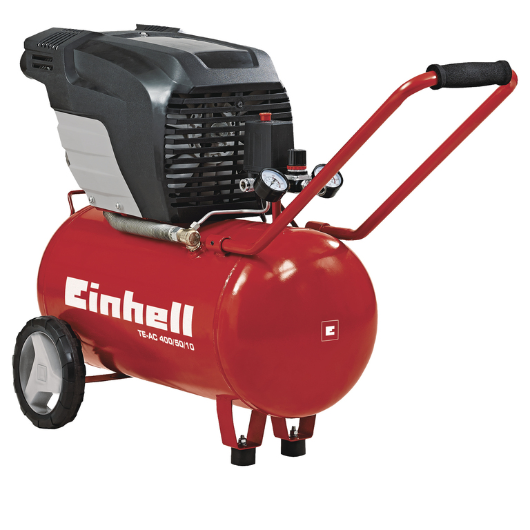 EINHELL TE-AC 400/50/10 olejový kompresor