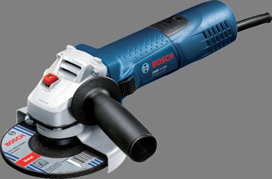 BOSCH GWS 7-125 Professional úhlová bruska 125mm