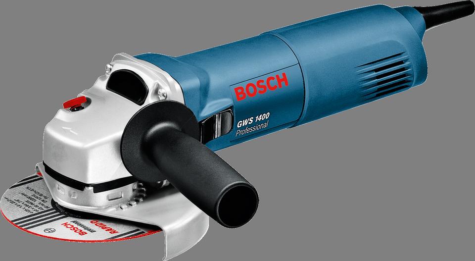 BOSCH GWS 1400 Professional úhlová bruska 125 mm