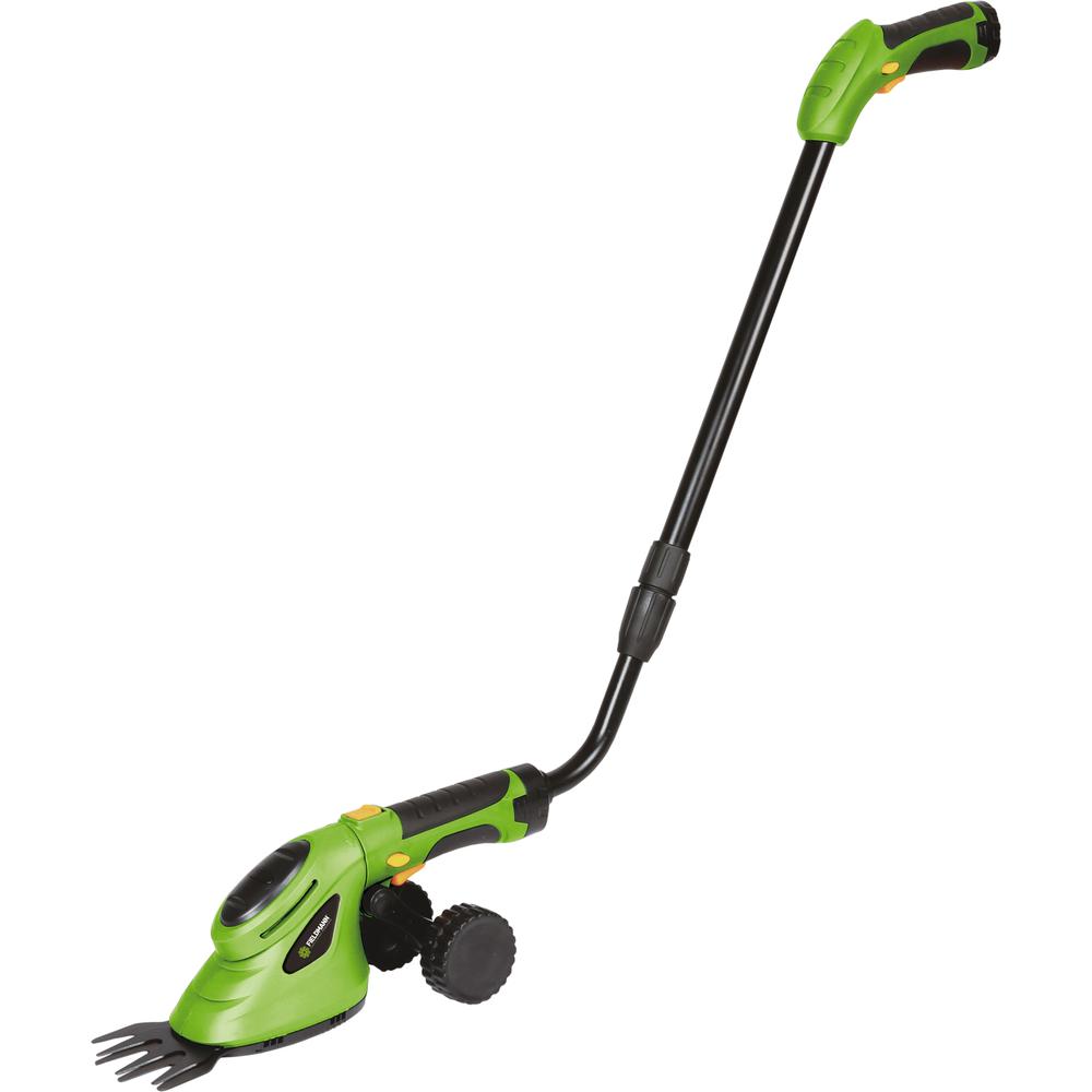 FIELDMANN FZN 4102-AT aku nůžky na trávu a keře teleskopické