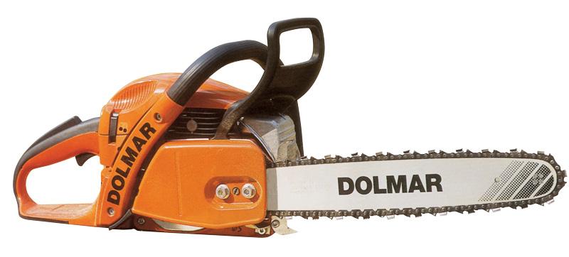 DOLMAR PS350SC benzínová pila + olej ZDARMA