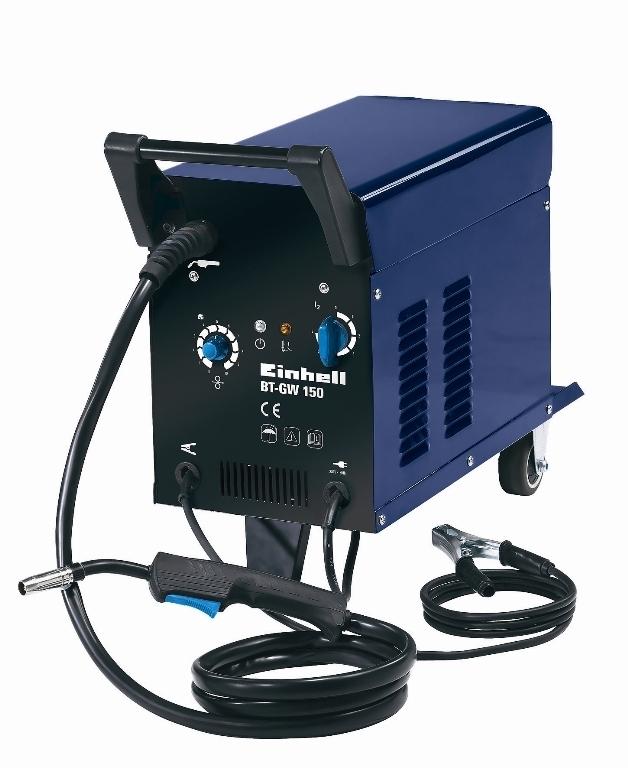 EINHELL BT-GW 150 svářečka s ochrannou atmosférou