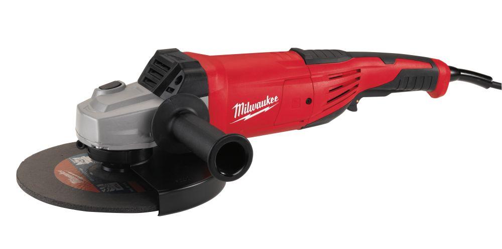 MILWAUKEE AGV 22-230 E úhlová bruska