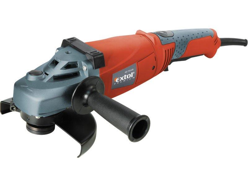 EXTOL PREMIUM AG 150 AR úhlová bruska 150mm, 1200W