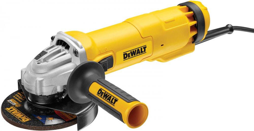 DeWALT DWE4217 úhlová bruska