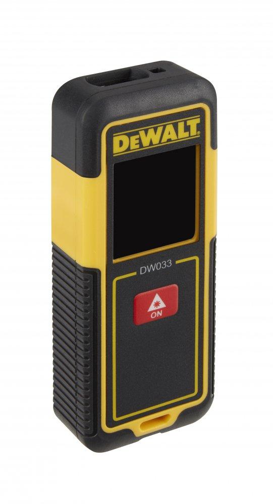 DeWALT DW033 laserový měřič vzdálenosti 30 m